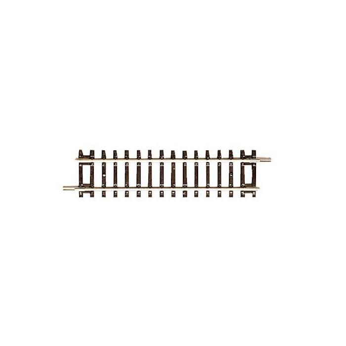 42412 rechte rail L 115mm