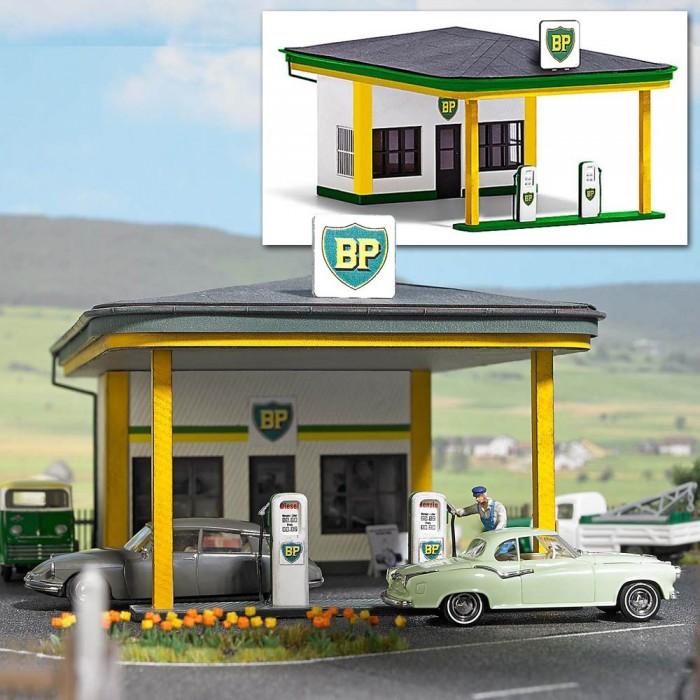 1577 Busch BP Tankstation