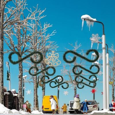 1061 Busch kerst decoratie