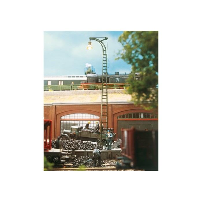 5506 Brawa laddermast lantaarn
