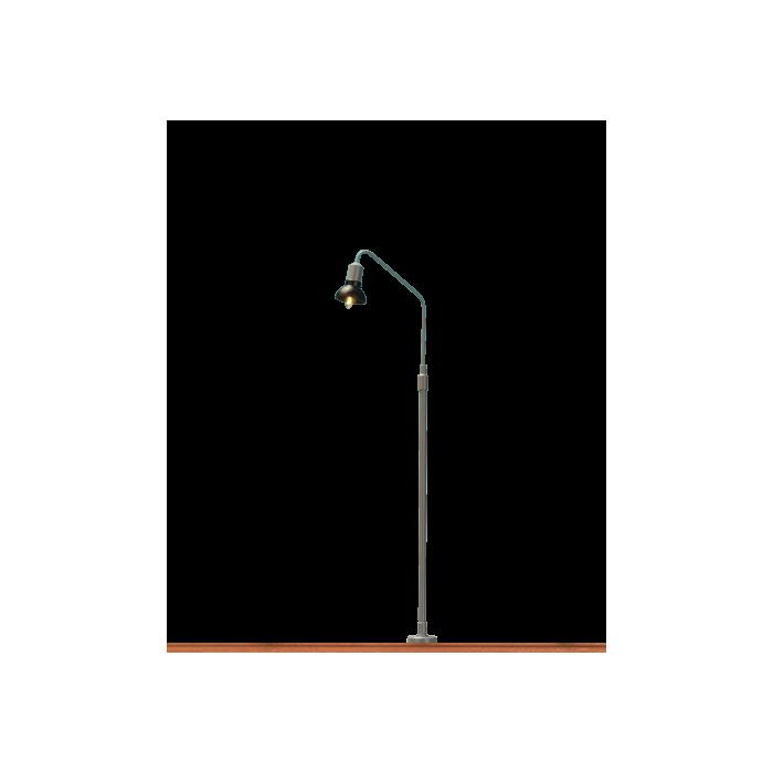 84054 Brawa Gebogen lantaarn, aansluiting pin-verlichting (LED)