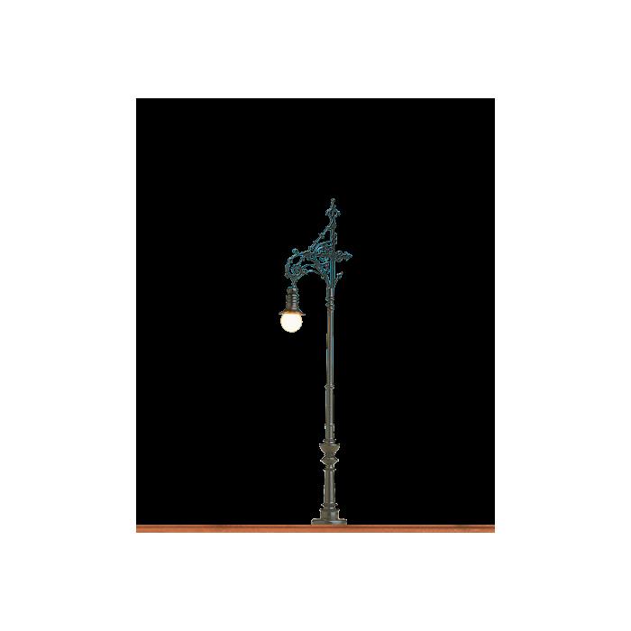 84064 Brawa Lantaarn Berlin-Charl., aansluiting pin-verlichting (LED)