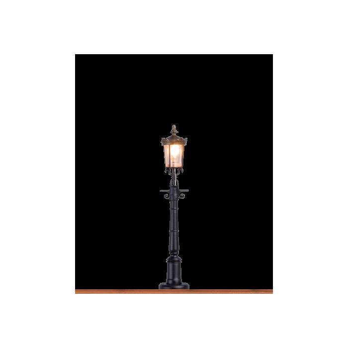 84046 Brawa Gaslantaarn, aansluiting pin-verlichting (LED)