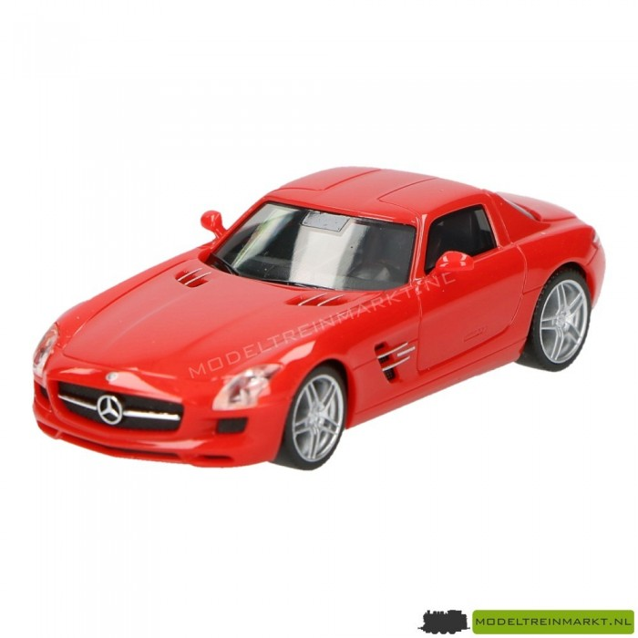 Herpa MB SLS Coupe