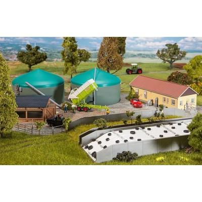 130468 Faller Biogas installatie