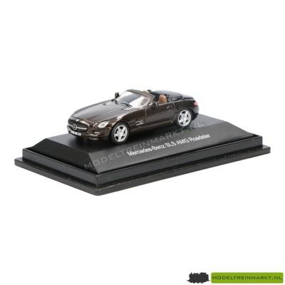 25981 Schuco MB SLS AMG Roadster
