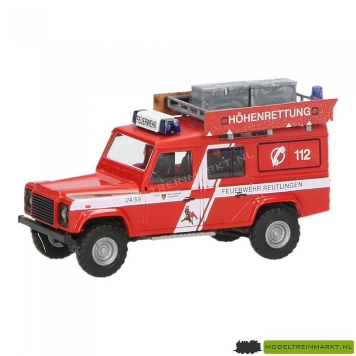 50383 Busch Höhenrettung Feuerwehr Reutilingen