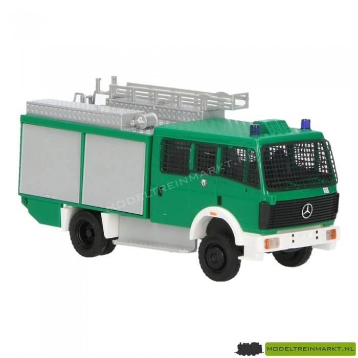 43856 Busch Mercedez-Benz MK 88 mit 2 geräteräumen
