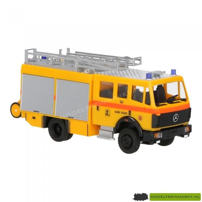 Busch Brandweerwagen vliegveld Mercedez-Benz MK 88