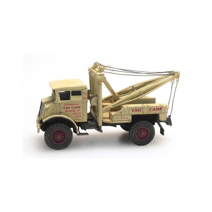 387.204 Artitec Chevrolet 3T 'Van Camp' Kraanwagen