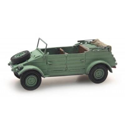 387.237 Artitec Kübelwagen Civiel, groen