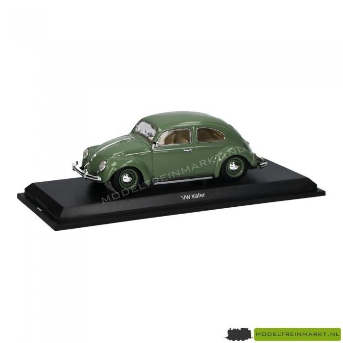 Schuco Volkswagen kever groen
