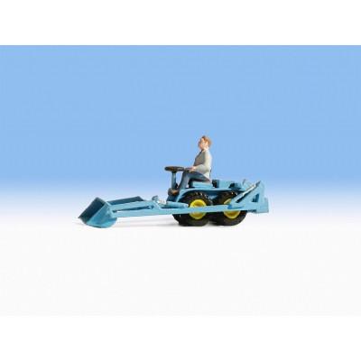 16764 Noch Shovel blauw