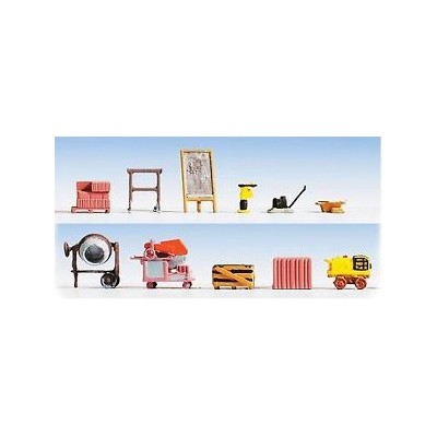 14806 Noch Accessoires voor wegwerkzaamheden