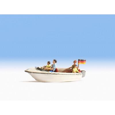16820 Noch Motorboot