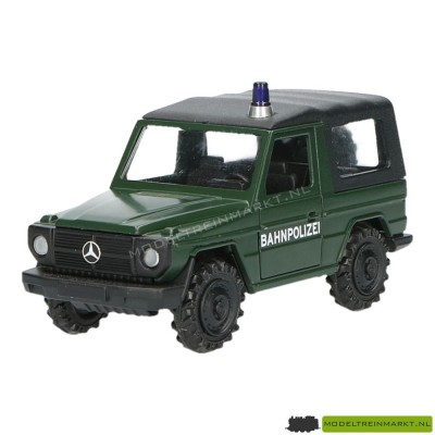 "679/91 Cursor Märklin Mercedes Benz 'bahnpolizei"""