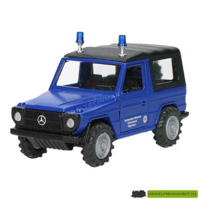 """679 Cursor Märklin Mercedes Benz """"technisches Hilfswerk"""""""