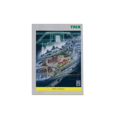 69013 Trix Minitrix Handboek