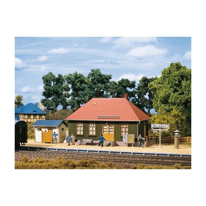 11407 Auhagen station Borsdorf