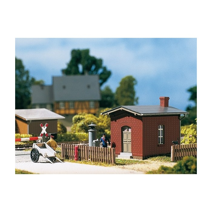 11382 Auhagen spoorwachtershuis