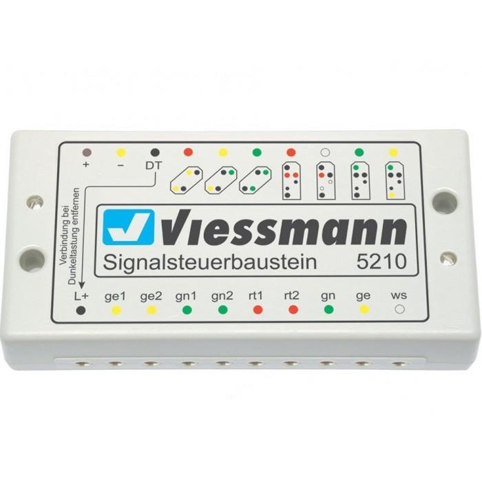 5551 Viessmann Universele relais 1x4 UM
