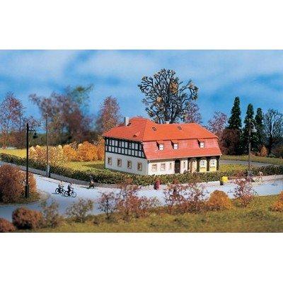 80100 Auhagen Fabriek uitbreiding