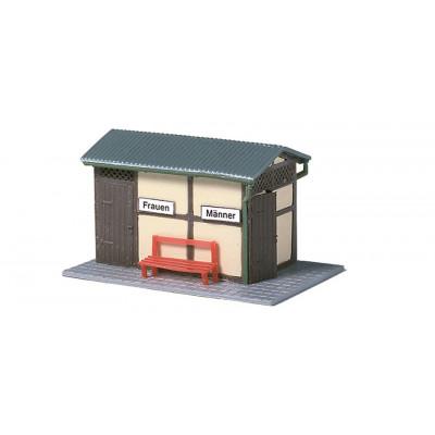 11336 Auhagen Stationstoilet