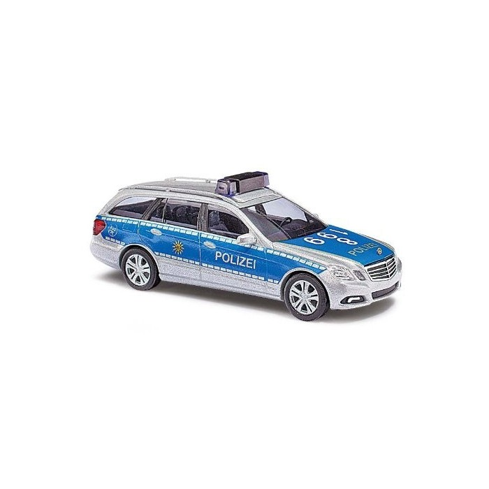 44265 Busch Mercedes-Benz E-Klasse T-model 'Polizei' Baden-Württemberg
