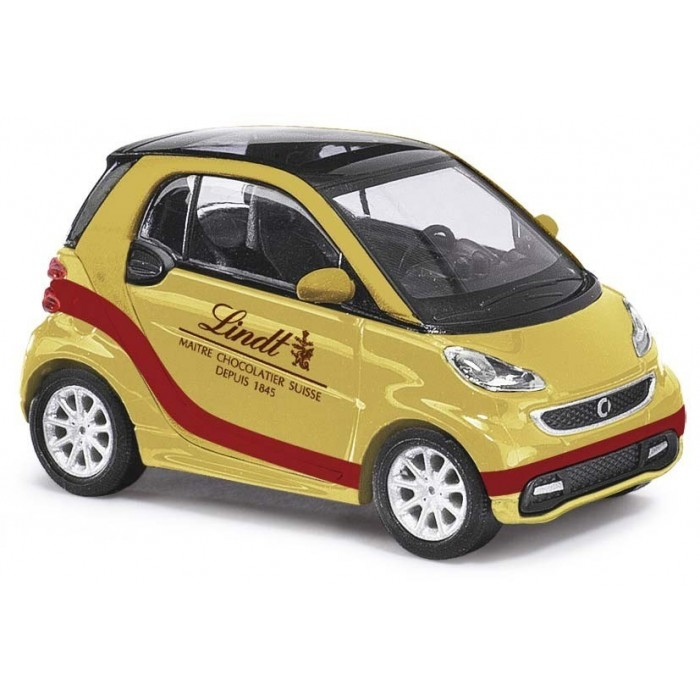 46205 Busch Smart Fortwo '12 Coupe Lindt