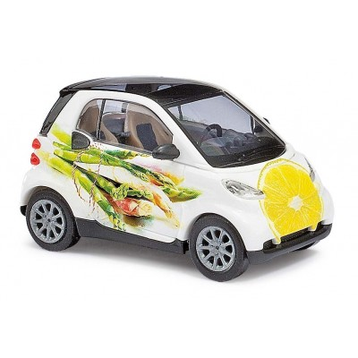 46131 Busch Smart Fortwo 2007 'Spargel'