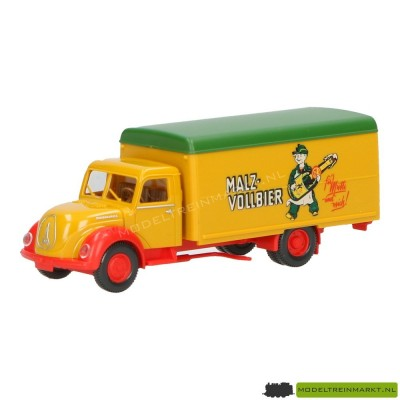 855 40 34 Wiking Koffer-LKW (Magirus)