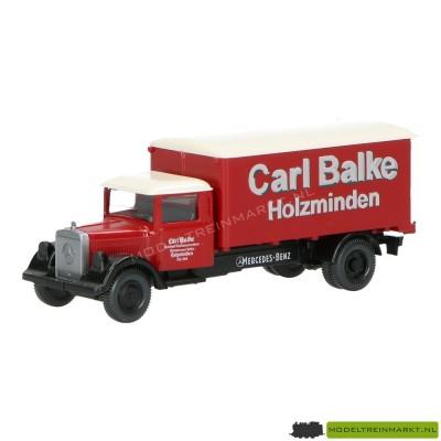 Wiking Mercedes L-2500 Carl Balke Meubelbakwagen