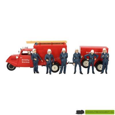 7003(1) Hübner Tempo Feuerwehr