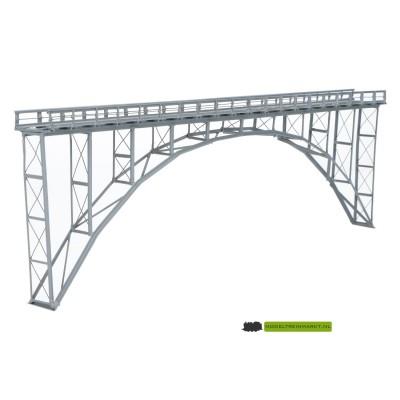 HN32 Hack Brücken Hoge boogbrug enkelspoor