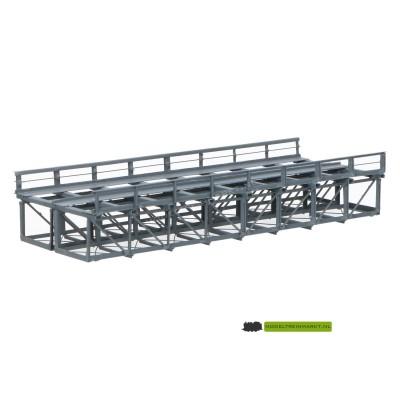 KN15-2 Hack Brücken vakwerkbrug dubbelspoor