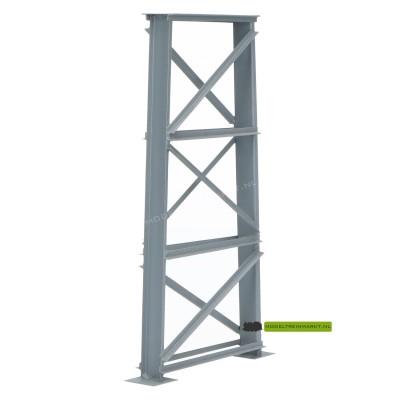 P150 Hack Brücken Brugpeiler 150 mm