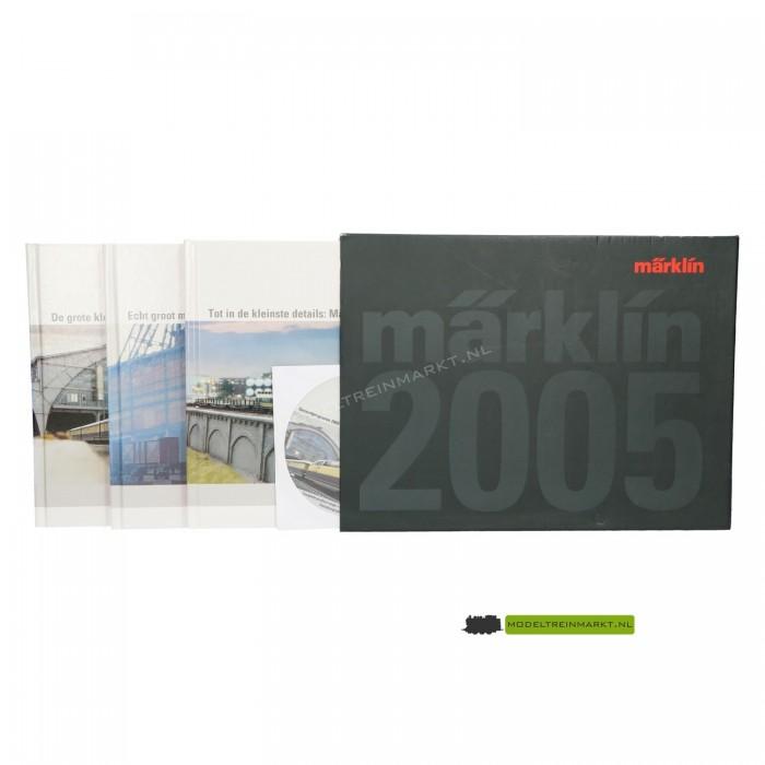 16390 Märklin Jaarboeken 2005 NL