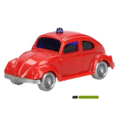Wiking VW-1300 Polizei rood