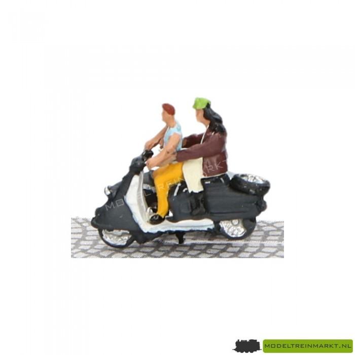 Motor met licht Bicyc-led N