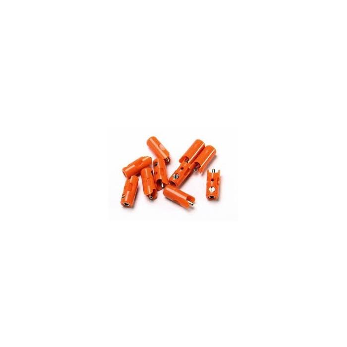 71414 Märklin Steker Oranje 10 stuks