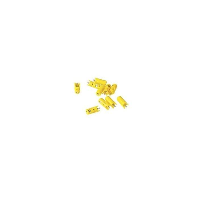 71412 Märklin Steker Geel 10 stuks