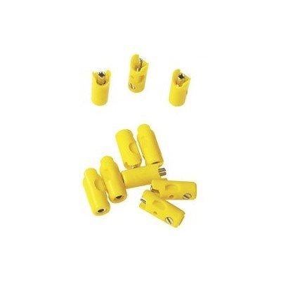 71422 Märklin Contrastekers Geel 10 stuks
