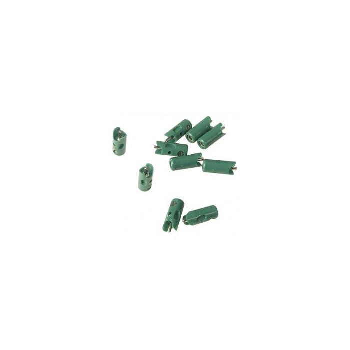 71413 Märklin Steker Groen 10 stuks