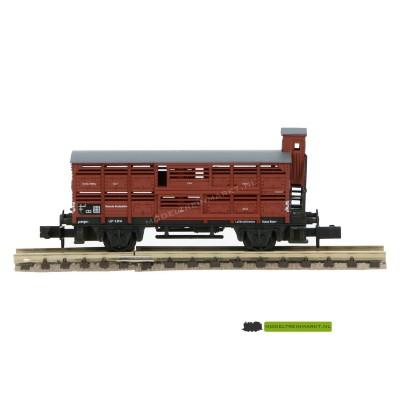 4280 Arnold Kleine goederenwagen Bruin