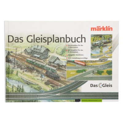07455 Railplanboek C-rail Märklin