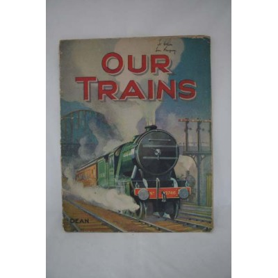 Our trains