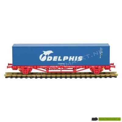 95656 Piko NS Containerwagen Delphis