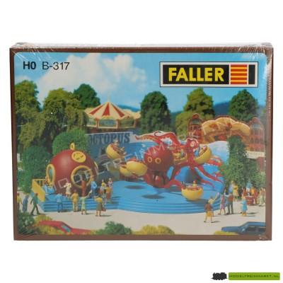 """B-317 Faller Draaimolen """"Octopus"""" met motor"""