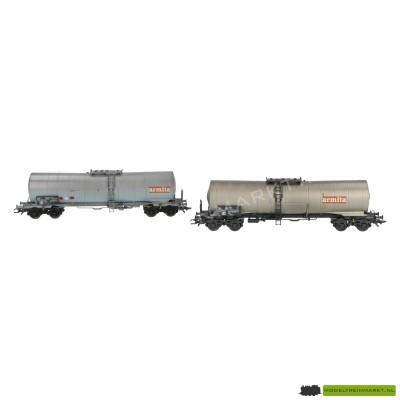 46553 Märklin NS/B Set Ketelwagens 'armita'