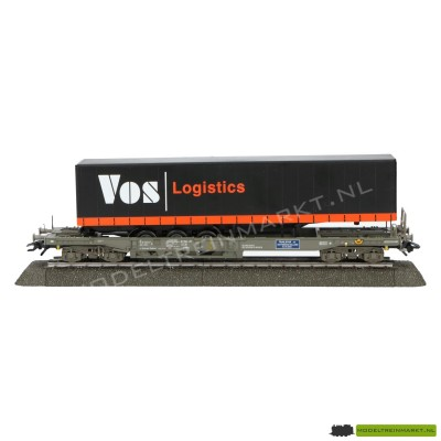 47455 Märklin NS Draagwagen met Vos oplegger